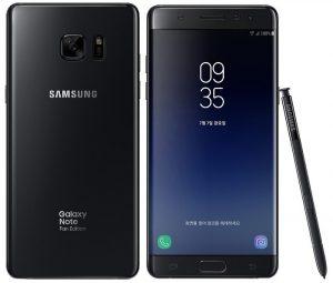 Samsung Galaxy Note Fan Edition anunciado, que estará disponible en Corea del Sur a finales de esta semana