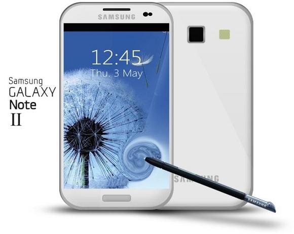Samsung Galaxy Note 2 llegará el 30 de agosto, afirma el sitio web coreano