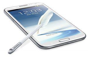 Samsung confirma la actualización de Android Lollipop para Galaxy Note 2