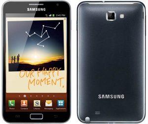 Samsung Galaxy Note llegará a India, este noviembre [Update]