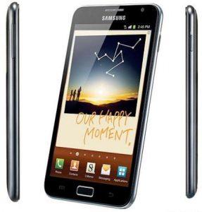 Samsung Galaxy Note, un nuevo dispositivo de 5,3 pulgadas de Samsung