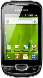 Samsung Galaxy Pop Plus S5570i visto en Flipkart