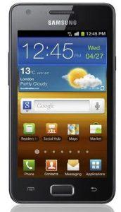 Samsung Galaxy R es oficial