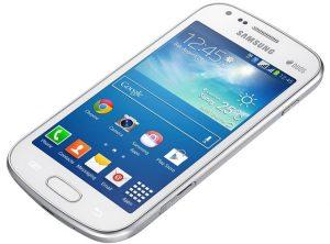 Samsung Galaxy S Duos 2 costará Rs 11,230 en India;  superficies en el sitio web oficial
