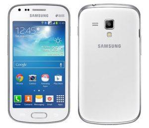Samsung Galaxy S Duos 2 listado en Samsung India eStore para Rs.  10999