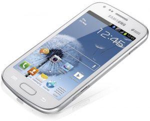 Samsung Galaxy S Duos disponible en línea por Rs.  16,990