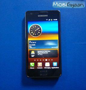 Samsung Galaxy S II cruza los 5 millones de unidades en Corea del Sur