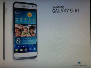 Samsung China Chief: Galaxy S III puede llegar un mes antes en abril