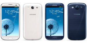 Samsung Galaxy S III llega a las tiendas en 28 países y llegará a la India el 31 de mayo