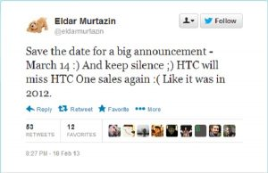 Samsung Galaxy S IV se dará a conocer el 14 de marzo: informe