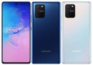 Samsung Galaxy S10 Lite con SD855 SoC y 8 GB de RAM lanzado por ₹ 39,999