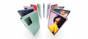 Samsung Galaxy S20 FE lanzado oficialmente en India por ₹ 49,999