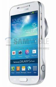 Samsung Galaxy S4 Zoom filtrado