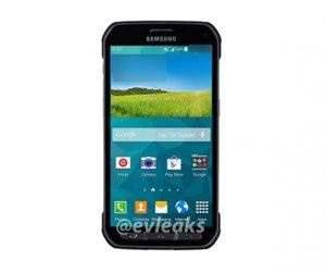 Samsung Galaxy S5 Active Press rinde fugas