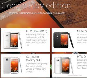 Samsung Galaxy S5 Google Edition filtrado