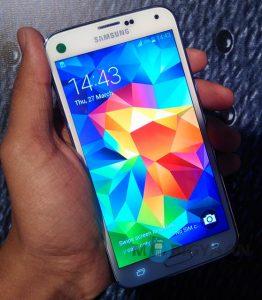 Samsung Galaxy S5 tiene la pantalla de teléfono inteligente con mejor rendimiento que hemos probado: Display Mate