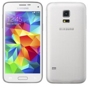Samsung Galaxy S5 Mini con pantalla HD de 4.5 pulgadas y escáner de huellas dactilares anunciado