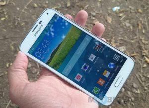 Se espera que la variante Samsung Galaxy S5 LTE se lance en India