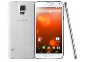 Samsung Galaxy S5 edición de Google Play detectada en Bluetooth SIG