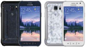 Samsung Galaxy S6 Active variante resistente revelada en el sitio web de Samsung