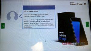 Samsung Galaxy S7 y S7 Edge bloquearán el operador en la primera SIM insertada
