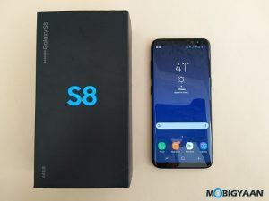 Primeras impresiones y prácticas del Samsung Galaxy S8 - Revisión rápida