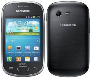 Samsung Galaxy Star Trios con pantalla de 3 pulgadas y soporte triple SIM lanzado