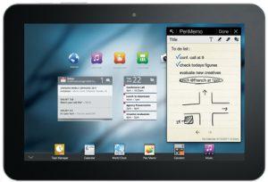 Samsung Galaxy Tab 730 (8,9 pulgadas) disponible en India