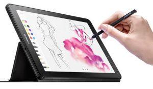 Samsung Galaxy Tab A (2016) con pantalla de 10.1 pulgadas y lápiz óptico S Pen anunciado