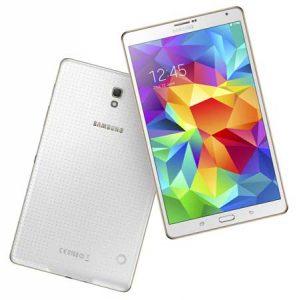 Samsung Galaxy Tab S con pantalla Super AMOLED de alta resolución de 8.4 pulgadas y 10.5 pulgadas lanzada en India