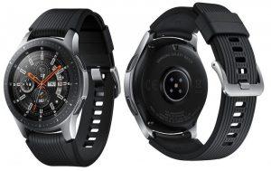 Samsung Galaxy Watch se lanzó en India con pantalla Super AMOLED, resistencia al polvo y al agua IP68, y más