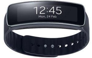 Samsung Gear Fit anunciado para entusiastas del fitness