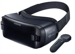 Samsung Gear VR con controlador de movimiento anunciado