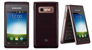 Samsung Hennessy: el teléfono plegable Android con pantalla dual se vuelve oficial