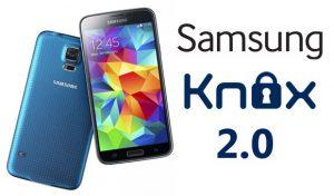 Samsung KNOX 2.0 disponible a nivel mundial para el Galaxy S5