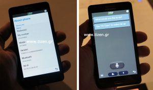Samsung Redwood con sistema operativo Tizen filtrado