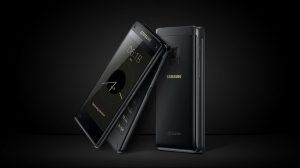 Samsung SM-G9298 Flip Phone se vuelve oficial con pantalla dual, Snapdragon 821 SoC y 4 GB de RAM
