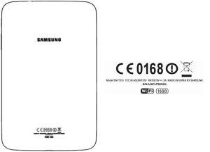 Samsung SM-T310 visto en FCC, ¿es el Galaxy Tab 3 8.0?