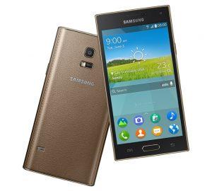 Samsung Z, primer teléfono inteligente Tizen lanzado por Samsung