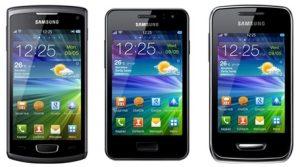 Samsung anuncia nuevos teléfonos Bada 2.0, Wave 3, Wave M y Wave Y