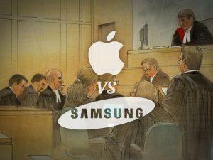Apple gana una batalla legal contra Samsung en un tribunal de Corea del Sur