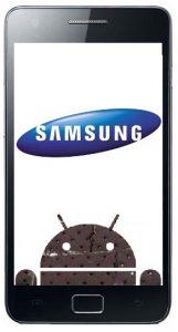Actualización de Andoid 4.0 ICS ahora disponible para Samsung Galaxy S II, actualizaciones para otros dispositivos Galaxy a seguir