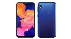 Samsung Galaxy A10s podría lanzarse en India la próxima semana por ₹ 7,990