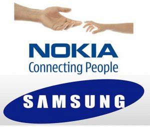 Samsung extiende el acuerdo de licencia de patentes con Nokia por 5 años