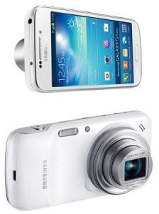 Samsung anuncia el Galaxy S4 Zoom con zoom óptico de 10x
