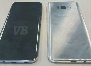 Samsung informó que usa baterías Sony en Galaxy S8
