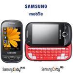Samsung lanza Corby PLUS y Corby PRO
