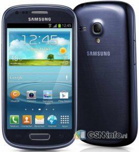 Samsung lanza Galaxy S III mini Value Edition