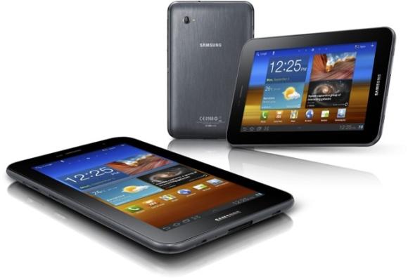 Samsung Galaxy Tab 10.1, 8.9, 7.7 y 7.0 Plus para obtener Android 4.0 a partir del próximo mes