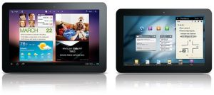 Samsung lanza Galaxy Tab 750 y 730 en India